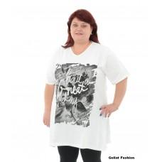 Tricou dama marime mare tricou4gfd