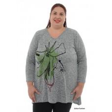Bluza dama marime mare bluzaml11dgf