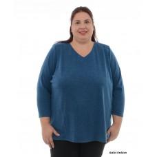 Bluza dama marime mare bluzaml25dgf