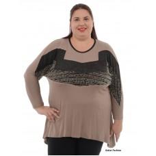 Bluza dama marime mare bluzaml8dgf