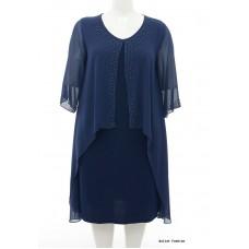 Rochie marime mare  rochie24dgf