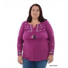 Bluza india marime mare bluza4id