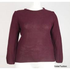 Pulover dama marime mare pulover19d