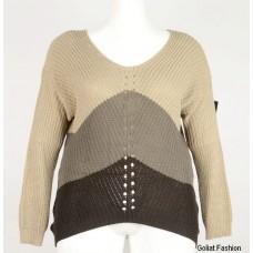 Pulover dama marime mare pulover35d