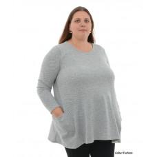 Pulover dama marime mare pulover3gfd